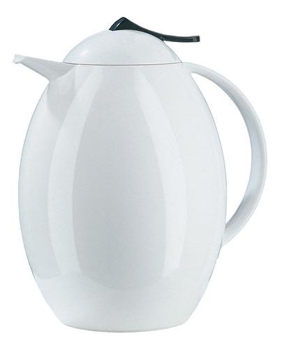 garrafa térmica de 1 litro quick tip melody emsa branca