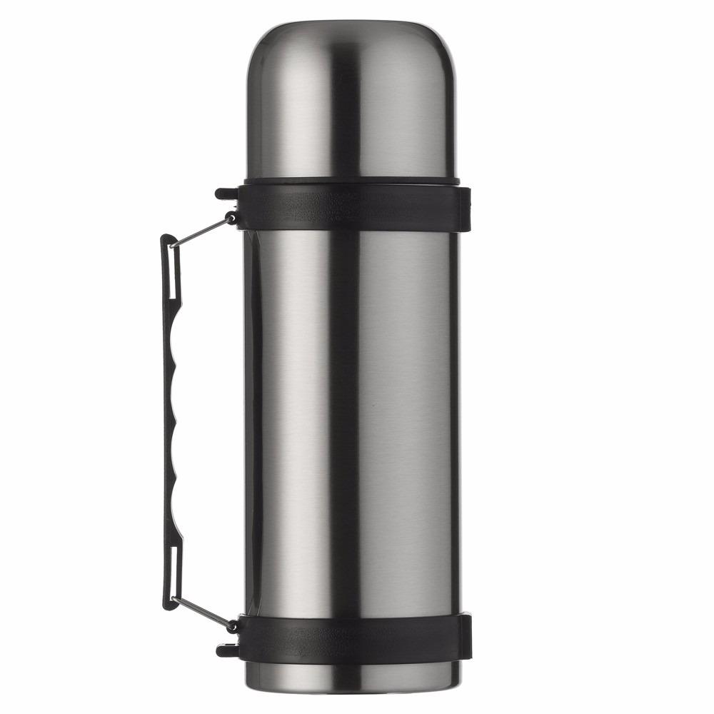 2e31d2628 garrafa térmica inox 1 litro - com alça. Carregando zoom.