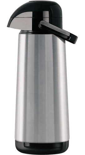 garrafa térmica inox lúmina 1.8l bomba de pressão termolar