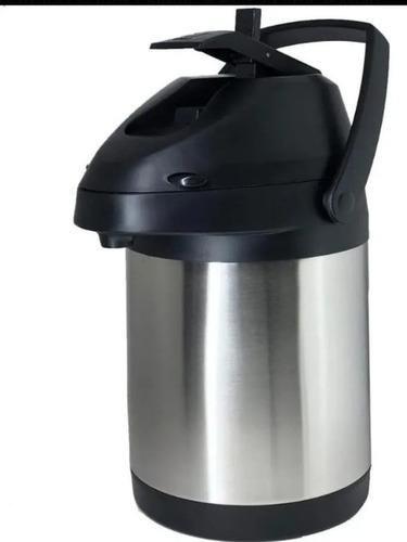 garrafa térmica - quente e frio aço inox