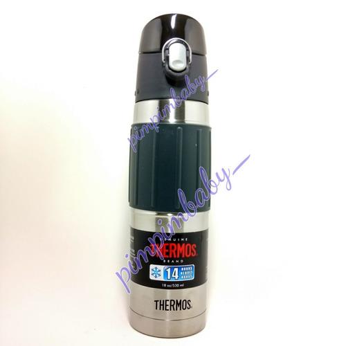 garrafa térmica thermos adulta original 530ml sem canudo