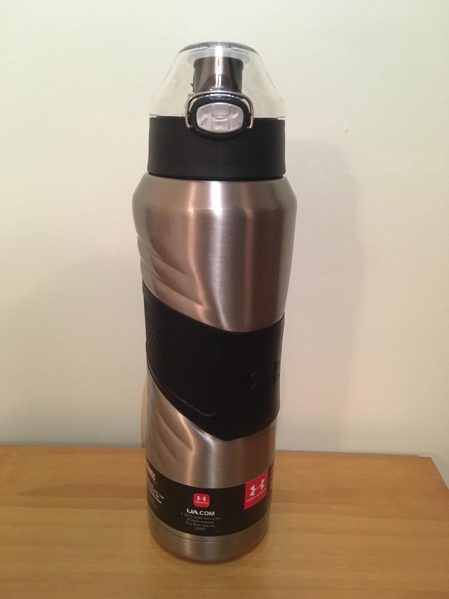 b59cb012365 garrafa under armour térmica 20 horas squeeze. Carregando zoom.