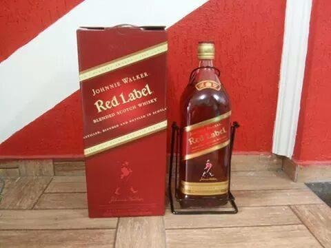 garrafao red label 3 litros