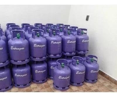 garrafas 10 kg con sin carga vigentes