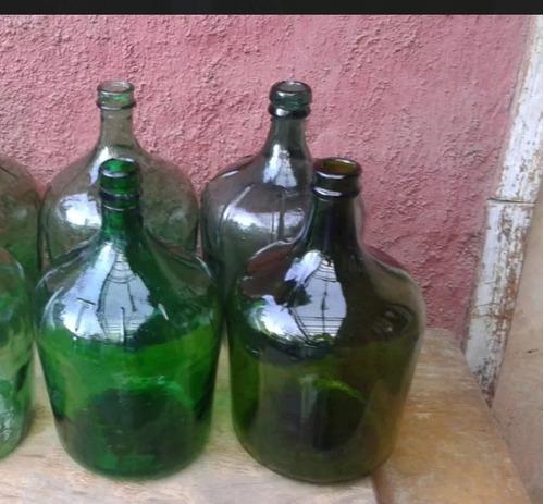 garrafas 5 litros, chuicos, botellas