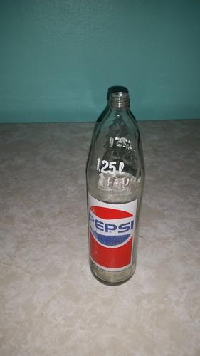 garrafas antigas - 5 garrafas pepsi 1,25 litro anos 90