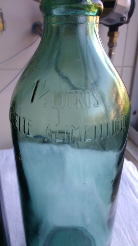 garrafas antigas de azeite argentino