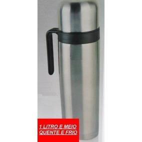 3a66d12f0 Garrafa Térmica Inox 1