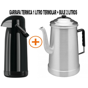 228a27df4 Garrafa Termica Bule Da Termolar De 1 Litro - Garrafas Térmicas no ...