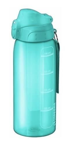 garrafinha squeeze 750 ml tubo gelo academia trabalho bike