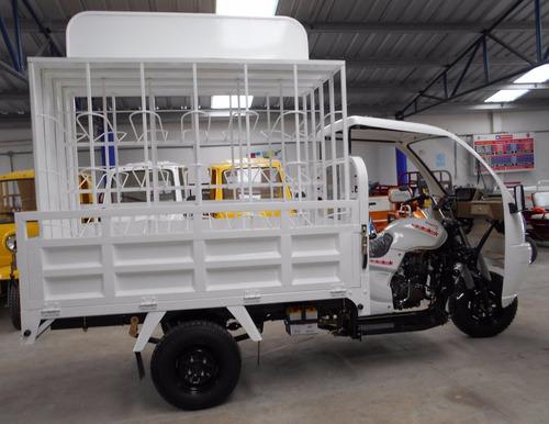 garrafonera para 48 garrafones motocarro 2018 gran cargo