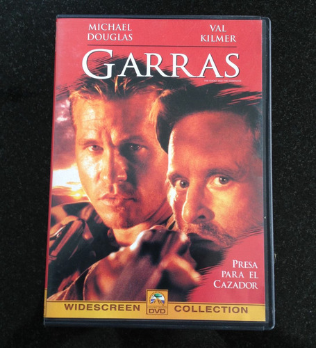 garras (the ghost and the darkness) - dvd original