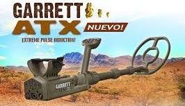 garrett atx detector metales 3mt profundidad oro plata minas