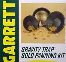 garrett kit batea lava pepita polvo de oro rio mina 1oz dia