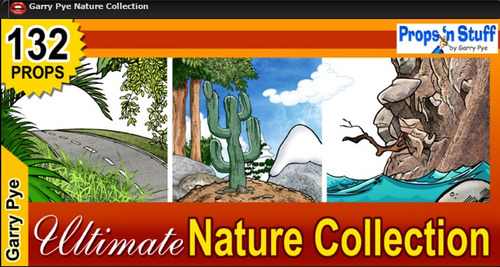 garry pye nature collection