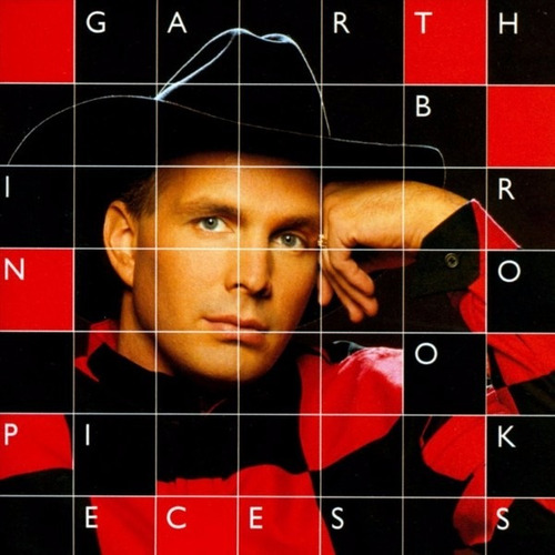 garth brooks - in pieces cd