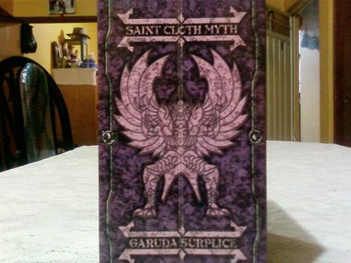 garuda aicos myth cloth version latina dtm