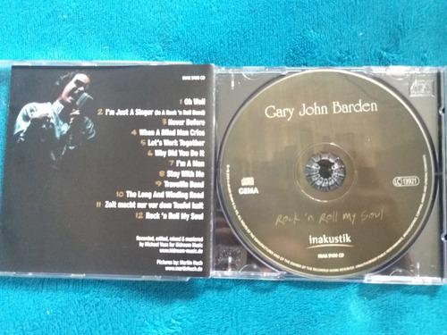 gary barden - rock n roll my soul (2010) ex- msg grand prix