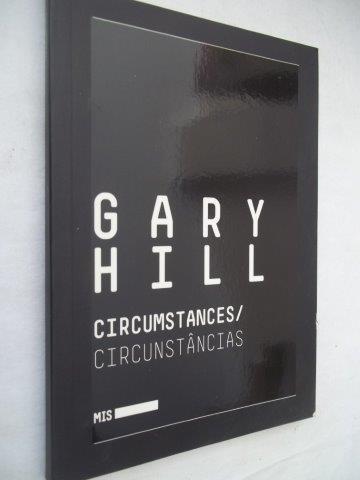 gary hill - circums tances - literatura estrangeira