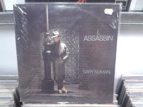 gary numan - i, assassin lp