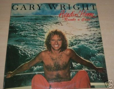 gary wright rumbo a casa vinilo argentino