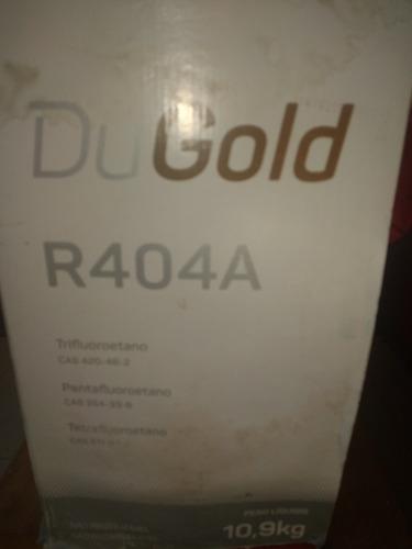 gas 404 para câmara frigorífica e ar condicionado