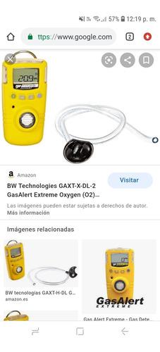 gas alert o2