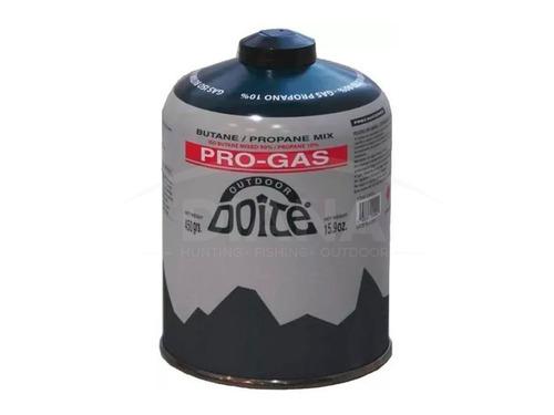 gas butano a rosca doite 450 grs camping agente oficial