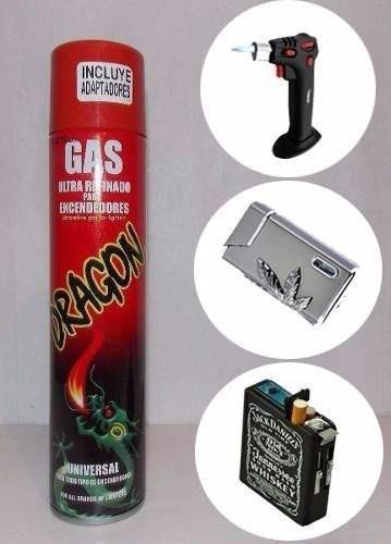 gas butano para recargar zippo encendedores nuevos..
