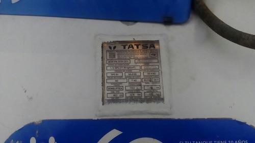 gas estacionario de 300 litros