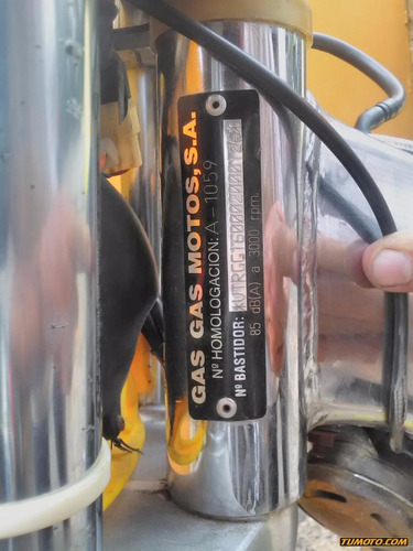 gas-gas 126 250