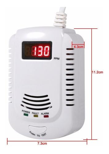 gas gas detector