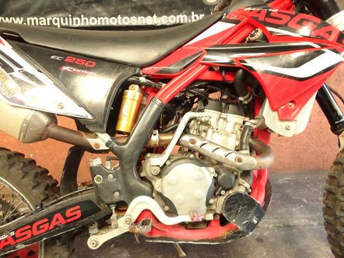 gas gas ec 250cc - 2013