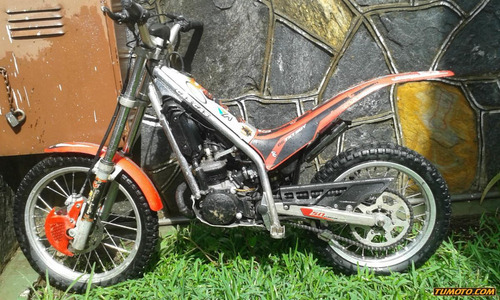 gas-gas trial 0 - 50 cc