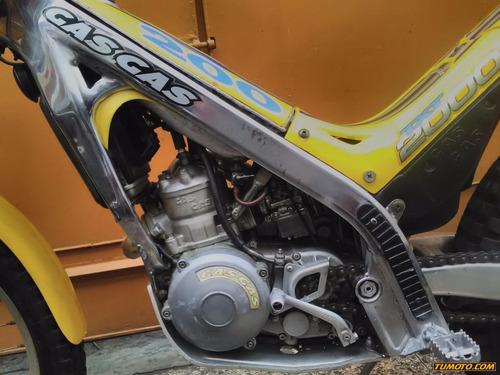 gas-gas txt 200 126 cc - 250 cc