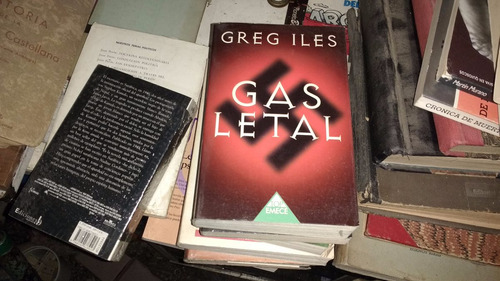 gas letal. greg iles