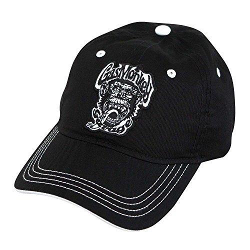 gas monkey logo sombrero