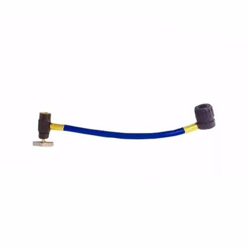 gás para ar condicionado refrigerante r12 e r134 + mangueira