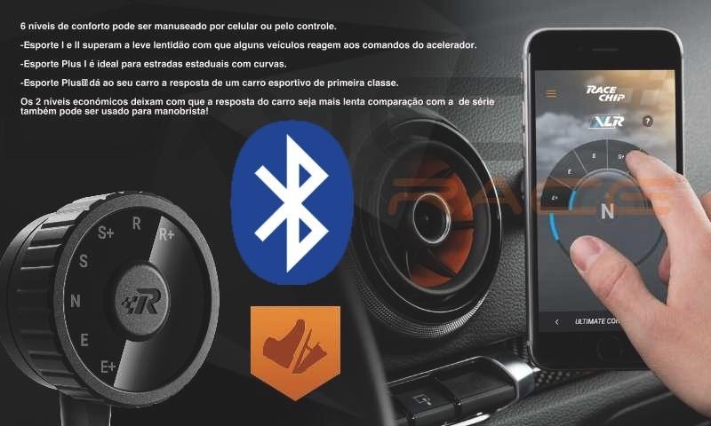 Gas Pedal Racechip Xlr Bluetooth Mercedes C250 Coupe 2019