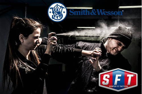 gas pimienta defensa personal smith & wesson 22 mg - s f t ®