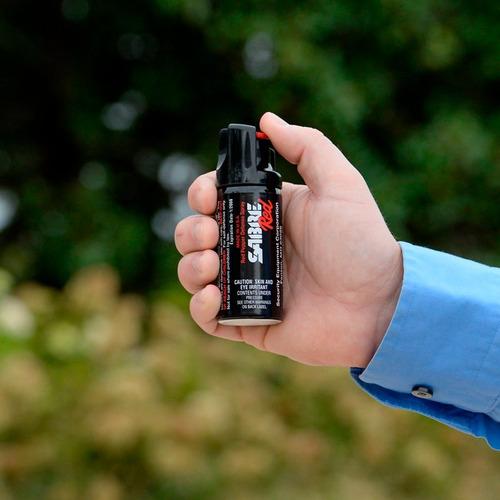 gas pimienta paralizante sabre red usa 60gr defensa personal