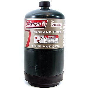 gas propano coleman
