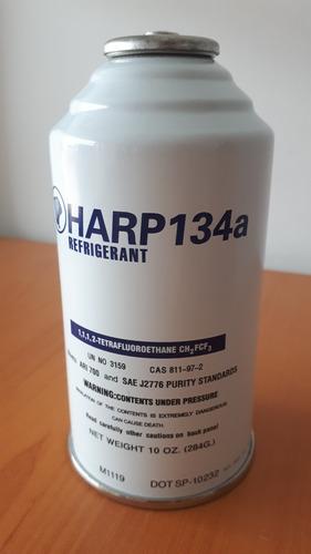 gas refrigerante 134a  lata 284 gramos