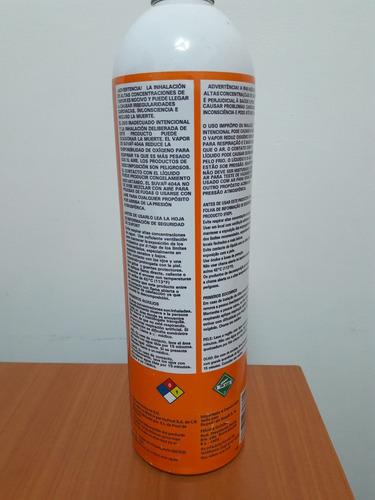 gas refrigerante 404a, bombona de 800gm
