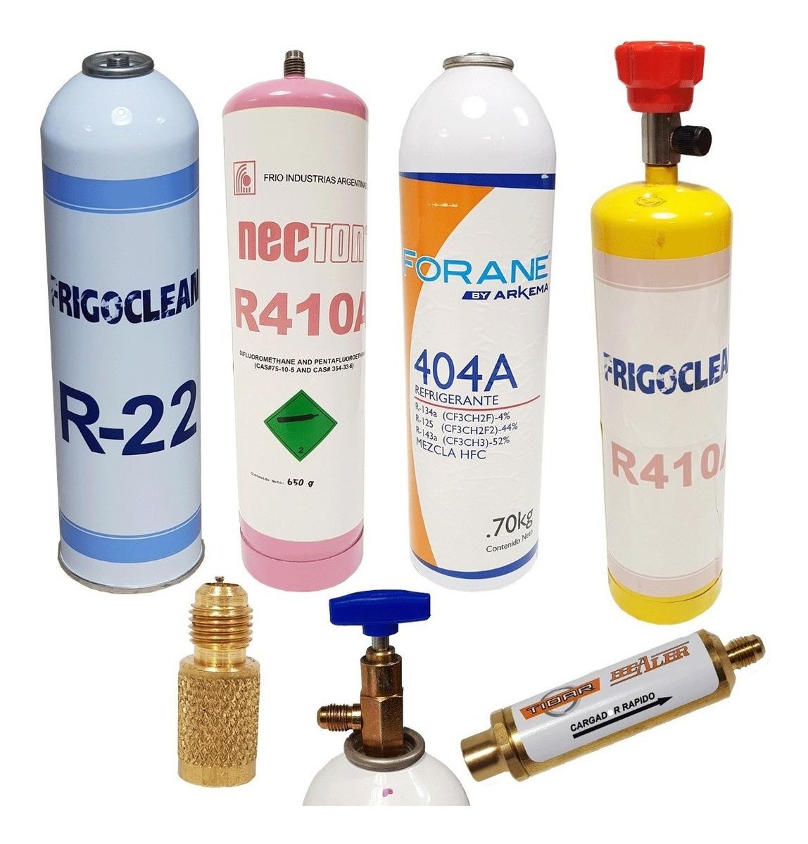 Qué gas reemplaza al r22