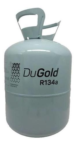 gás refrigerante dugold 134a