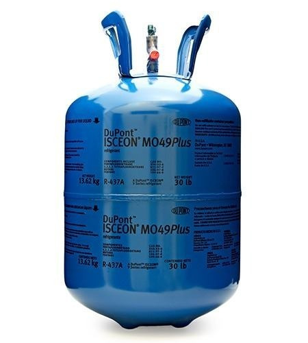 gas refrigerante mo49 - r12 - dupont - original- made in usa