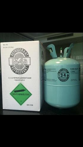 gas refrigerante r-134a  bombona 13,2  kg (precio 145 $)