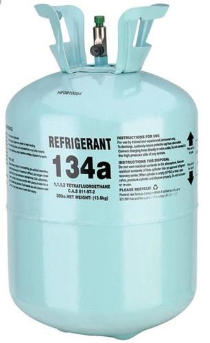 gas refrigerante r-134a cilindro de 13.6k