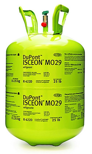 gas refrigerante r-422d